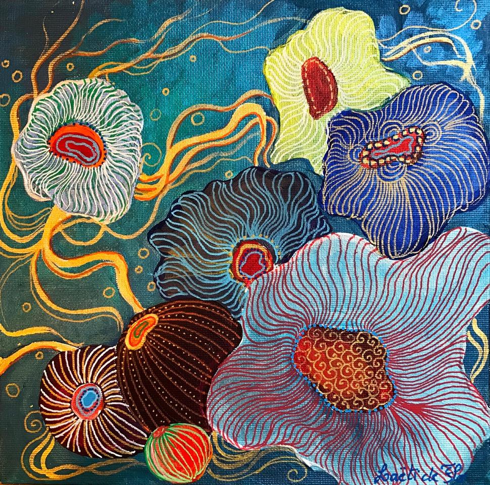 fleur d'eau 3